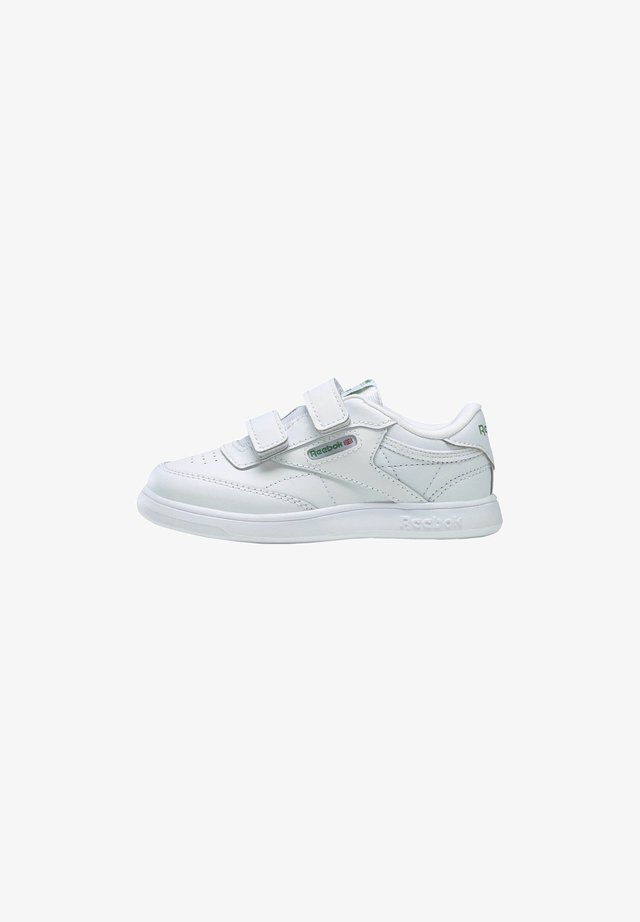 CLUB C FOUNDATION SHOES - Vauvan kengät - white