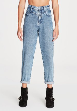 LOLA - Straight leg jeans - indigo