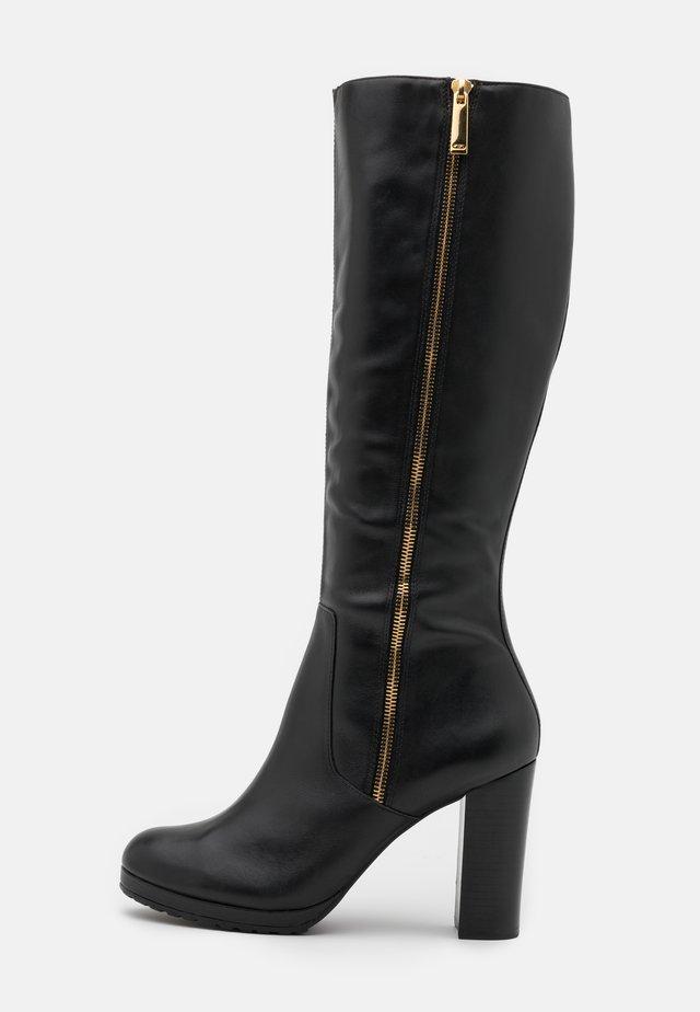 SKY - Platform boots - black