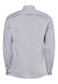 OLYMP - Shirt - weiß marine - 1