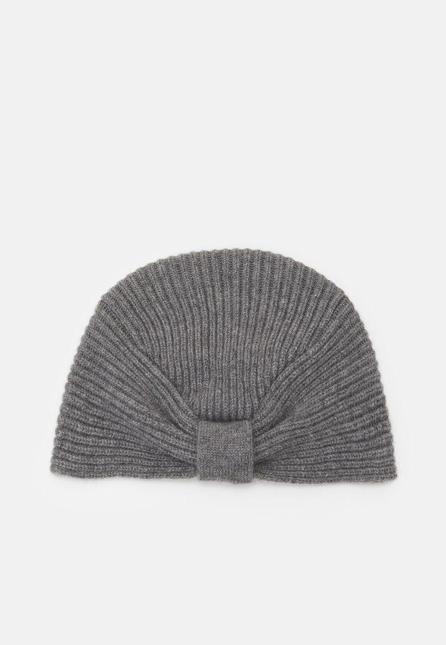 TURBAN - Bonnet - granite