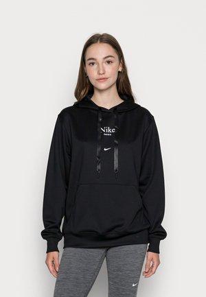 TREND HOODIE - Sweatshirt - black