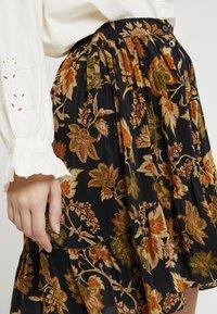 Soeur - GOMA - A-line skirt - orange - 4