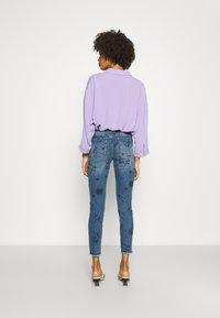 Desigual - AUSTRA - Jeans Skinny Fit - blue - 2