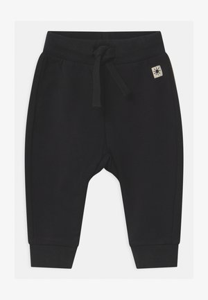 FRANS CAT AT BACK UNISEX - Trousers - off black