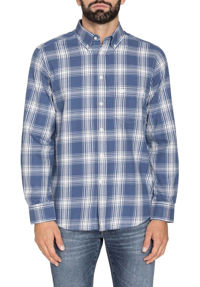 Camicia - blu/bianco