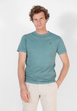 SKULL  - T-shirt basic - green