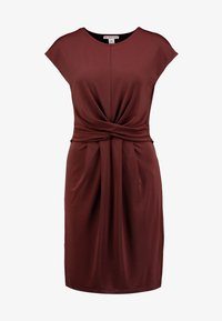 Anna Field - BASIC - Vestido informal - bitter chocolate - 3