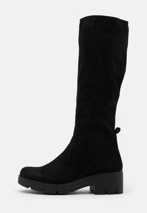 PANA - Platform boots - black