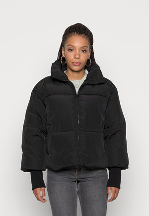 YASIROMA PADDED JACKET - Zimní bunda - black