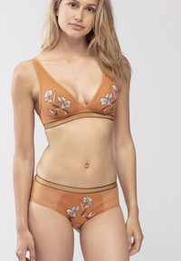 Mey - Triangle bra - bronze - 0