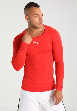 LIGA BASELAYER TEE - Undershirt - red