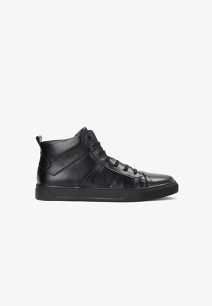 DUGAN - High-top trainers - black
