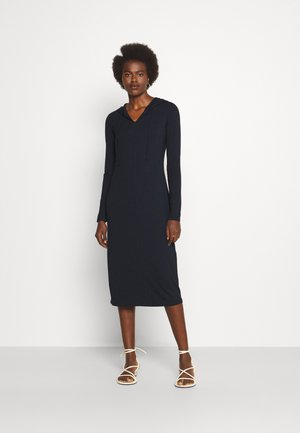 ONTARIO - Jersey dress - blu