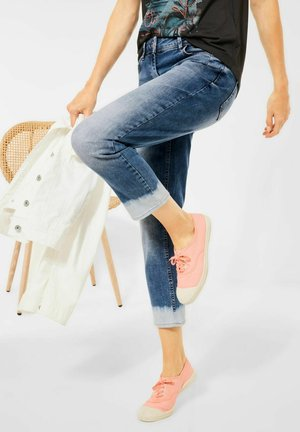 Relaxed fit jeans - blau