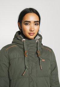 Ragwear - MERSHEL - Winter coat - olive - 5