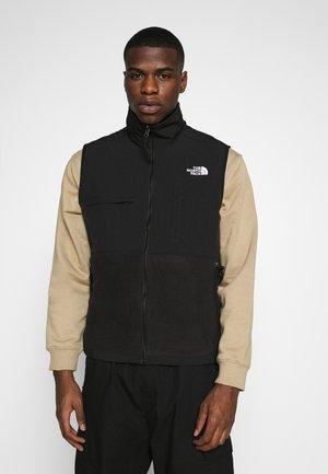 DENALI VEST - Waistcoat - black