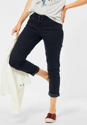 SLIM FIT  - Slim fit jeans - blau