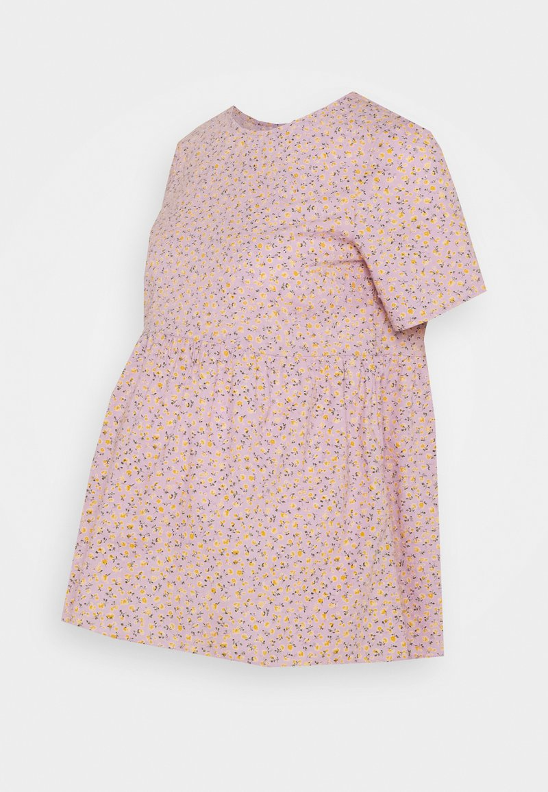 Pieces Maternity - PCMTRINE - Bluzka - sheer lilac