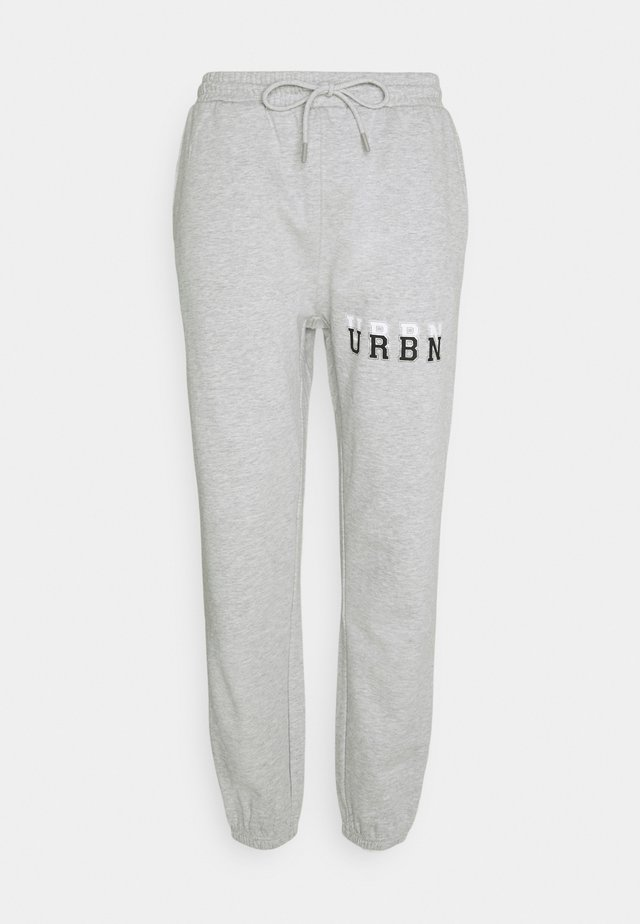 SUPER RELAXED UNISEX - Tracksuit bottoms - grey