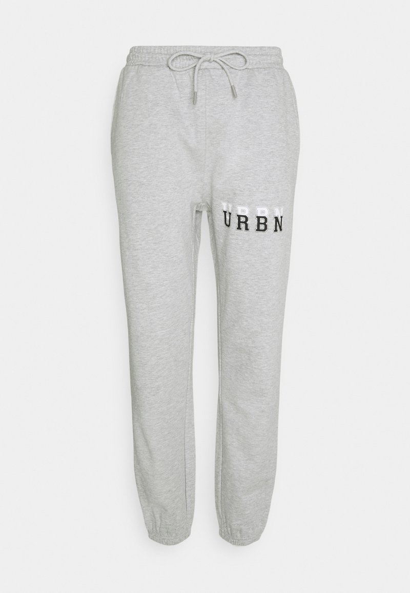 Urban Threads - SUPER RELAXED UNISEX - Tracksuit bottoms - grey