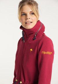 Schmuddelwedda - Zip-up hoodie - rot - 3