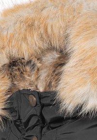 Marikoo - GRINSEKATZE - Winter coat - black - 4