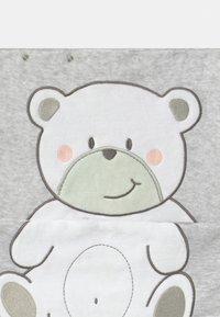 Jacky Baby - WELCOME UNISEX - Baby's sleeping bag - hellgrau melange - 3