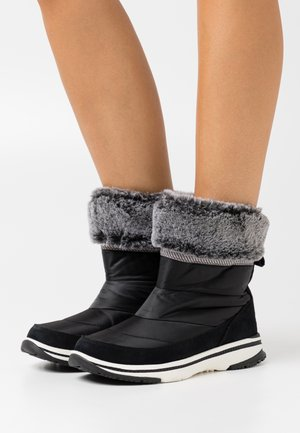 INGA - Winter boots - black