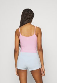 Hollister Co. - BABY CAMI TRIFECTA - Top - neon pink - 2