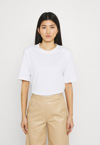 Stylein - JENNA - Jednoduché triko - white - 0