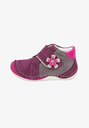FIRSTSTEP GIRL PURPLE BASIC DAILY BOOTS 612100.I1PR - Zapatos con cierre adhesivo - purple