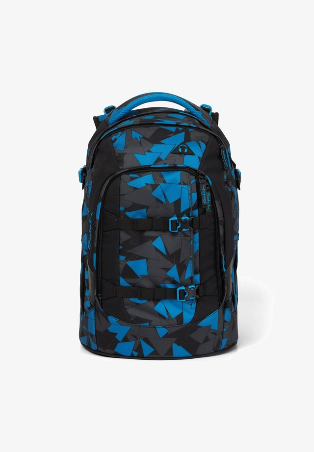 Rucksack - blue black grey