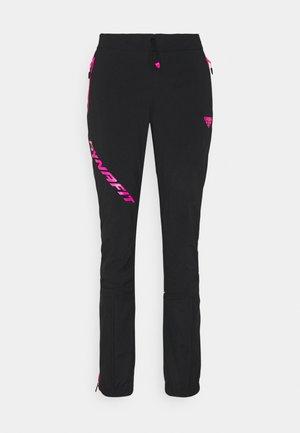 SPEEDFIT - Outdoorové kalhoty - black out