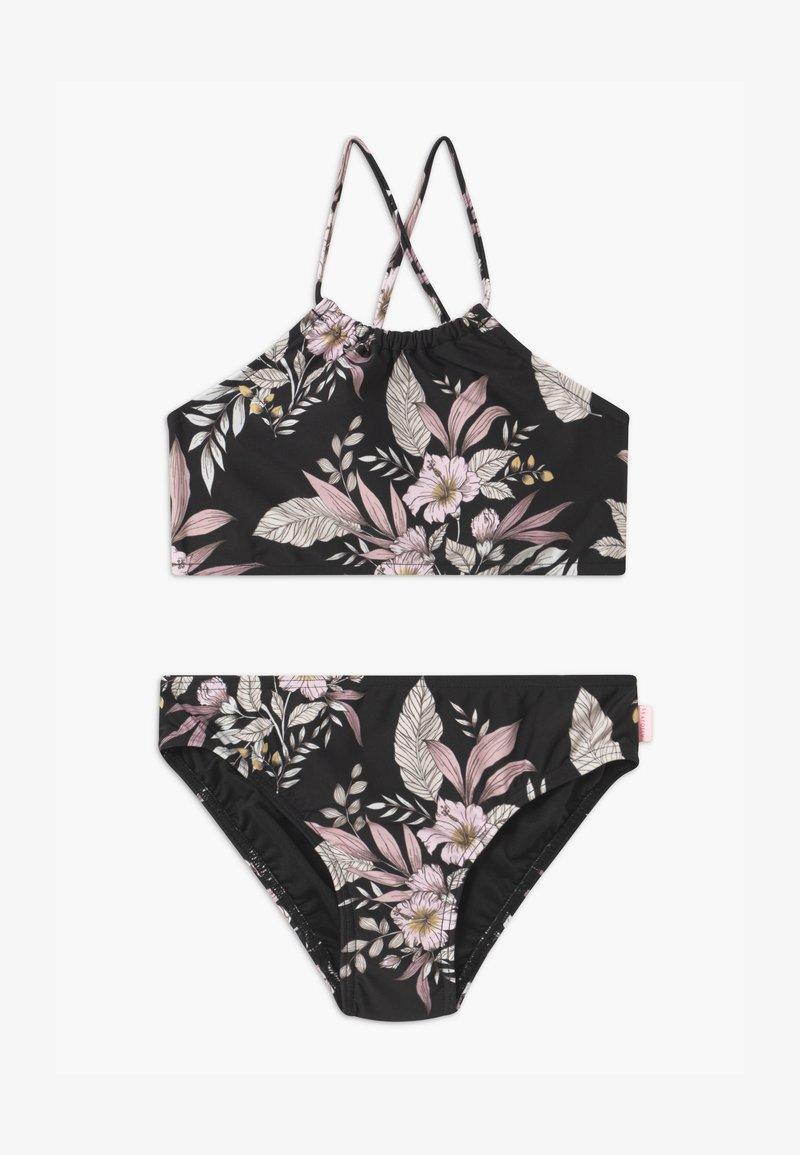 Seafolly - BOHO BEACH SET - Bikini - black