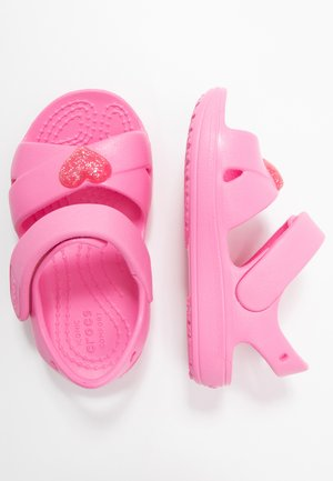 CLASSIC CROSS STRAP - Pool slides - pink lemonade