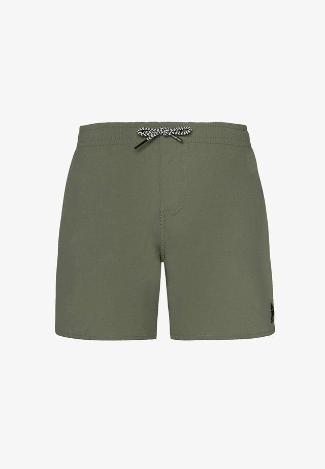 Short de bain - grey green