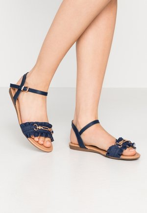 WITTY - Sandals - navy