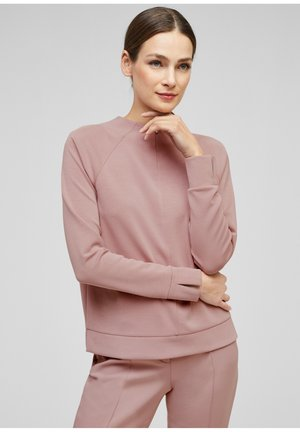 MIT RAGLANÄRMELN - Sweatshirt - light pink
