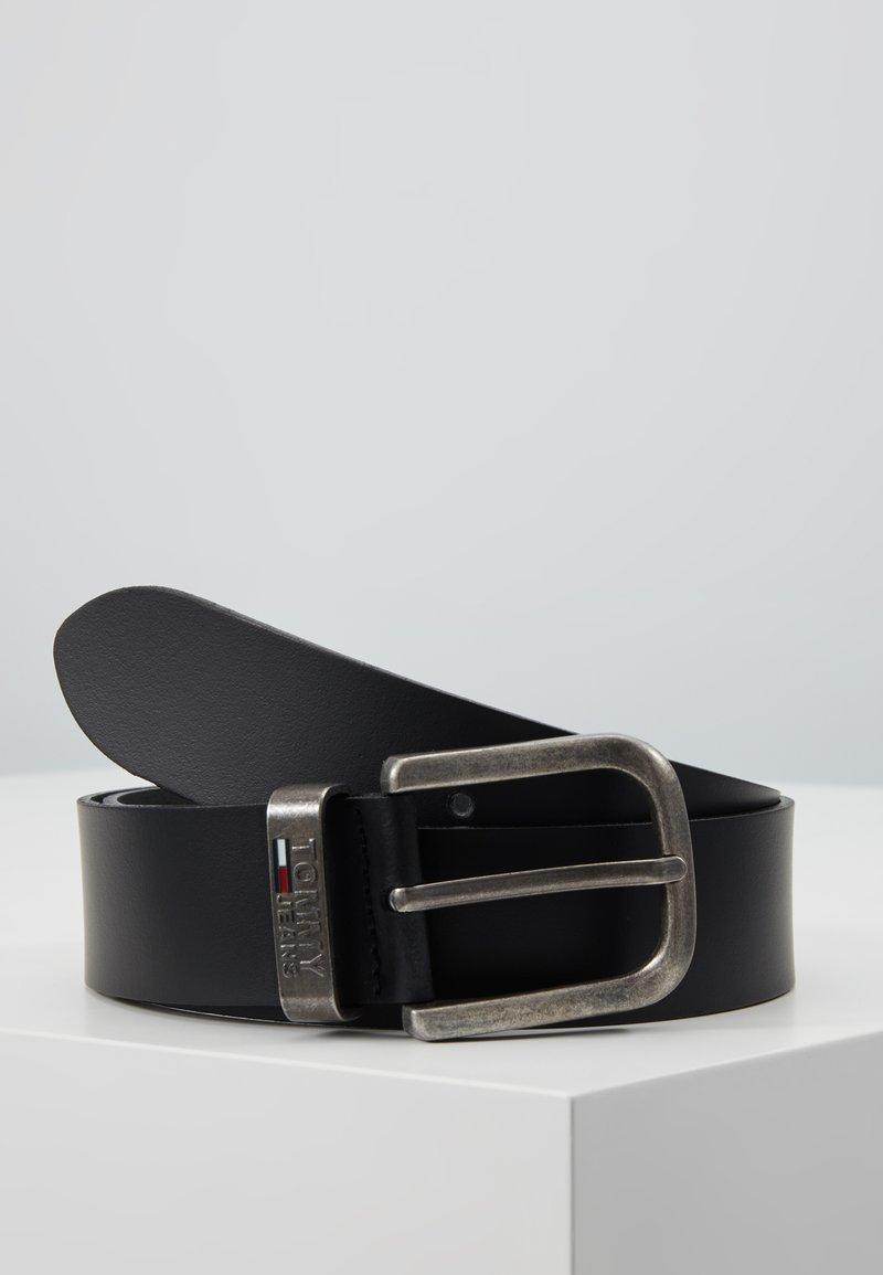 Tommy Jeans - TJM METAL LOOP BELT 4.0 - Belt - black