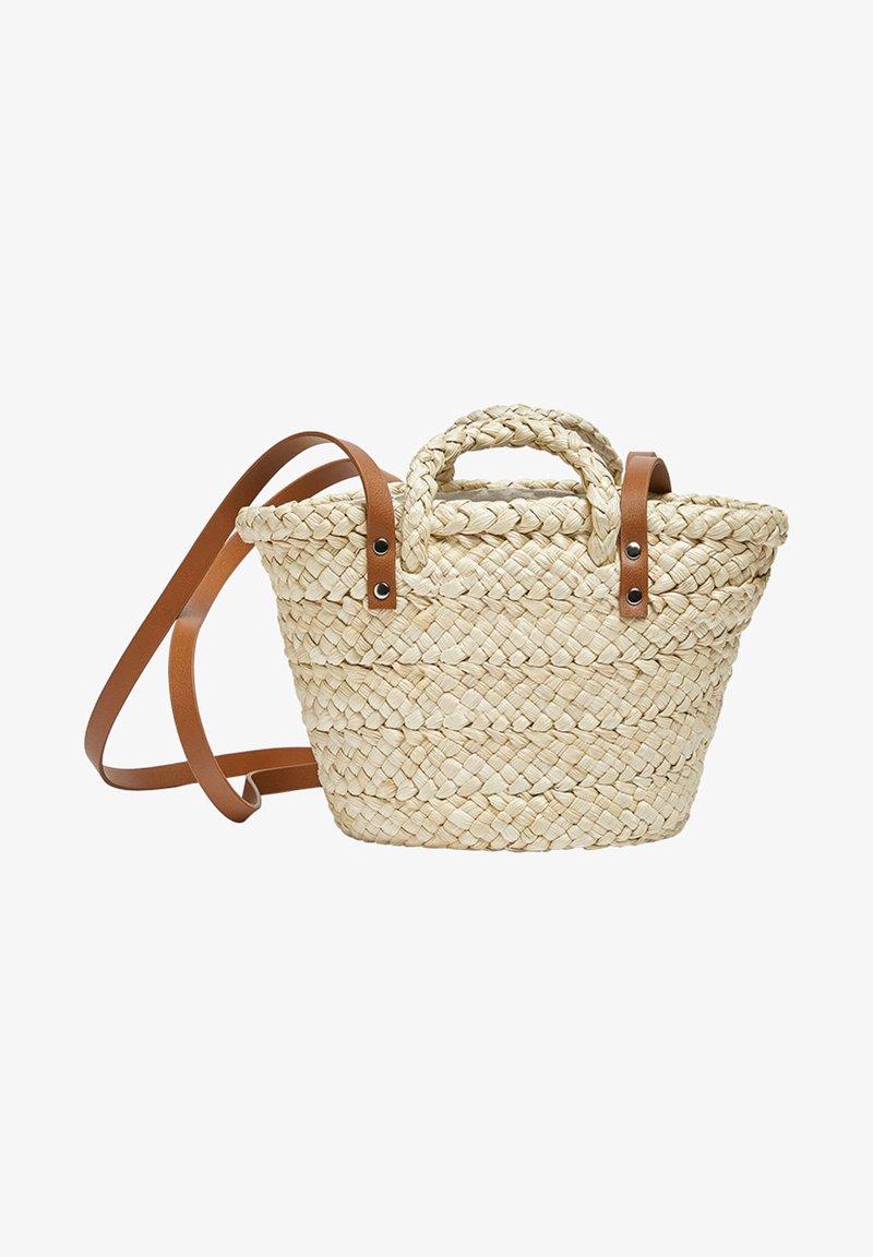 PULL&BEAR - Tote bag - sand