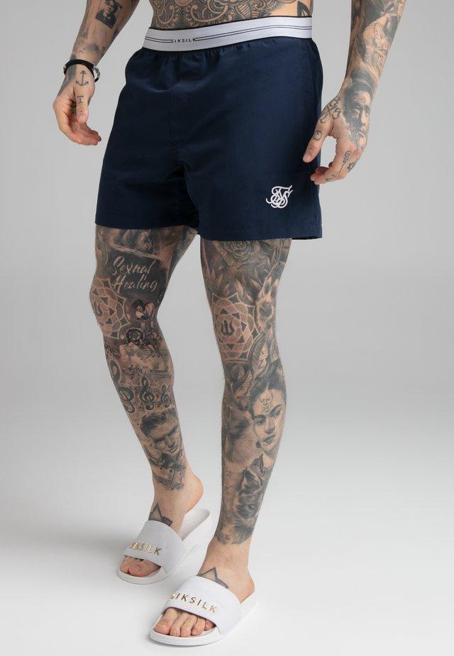 STATUS TAPE SWIM - Shorts da mare - navy