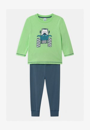 MINI LONG - Pyjama set - lime