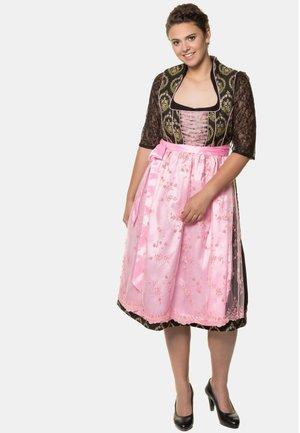 ULLA POPKEN FOLKLORE - Jersey dress - multicolour