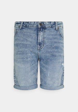 ONSPLY LIFE - Shorts di jeans - blue denim
