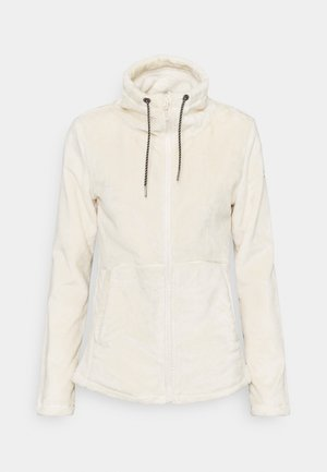 TUNDRA - Fleece jacket - angora