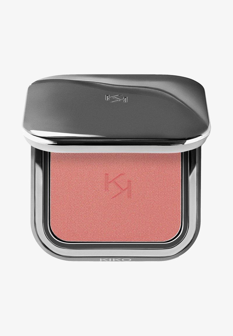 KIKO Milano - UNLIMITED BLUSH - Blusher - 04 metallic rosy biscuit
