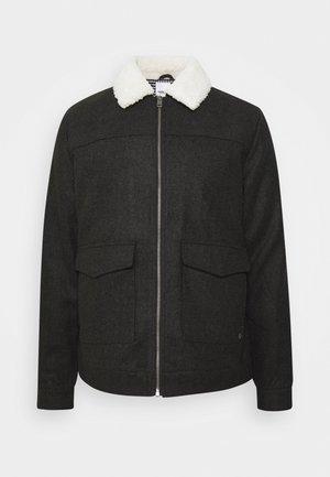 Light jacket - dar grey