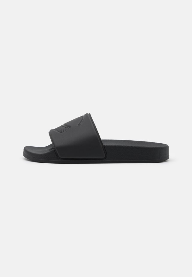 SLIDER - Mules - black