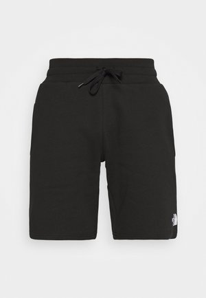 GRAPHIC LOGO - Shorts - black